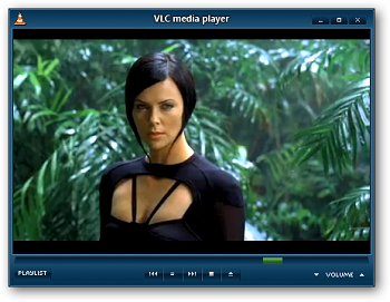 videolan 10 skin keren VLC Media Player
