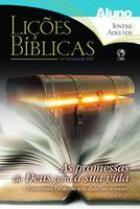 Lições Bíblicas 4º Trimestre - 2007