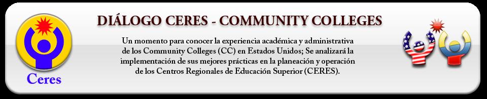Diálogo CERES - Community College