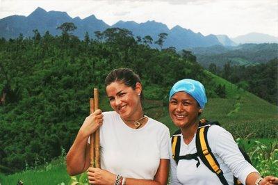 En el Norte de Tailandia