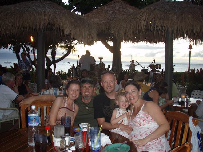 Minor's and Gaerte's in Hawaii