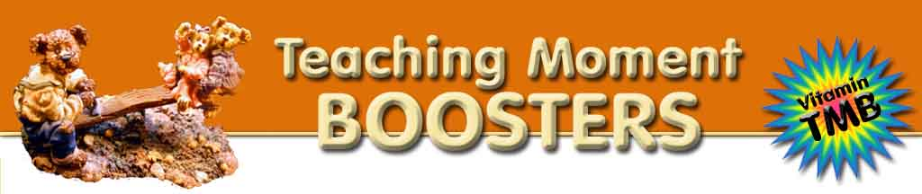 Teaching Moment Boosters (TMB)