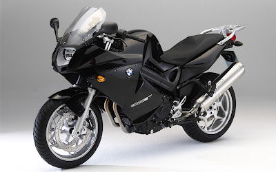 new BMW F 800 ST Touring
