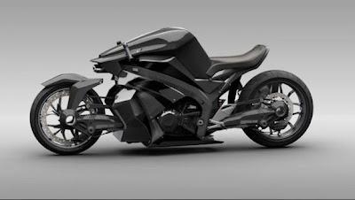 Ostoure-Super Naked-Bike