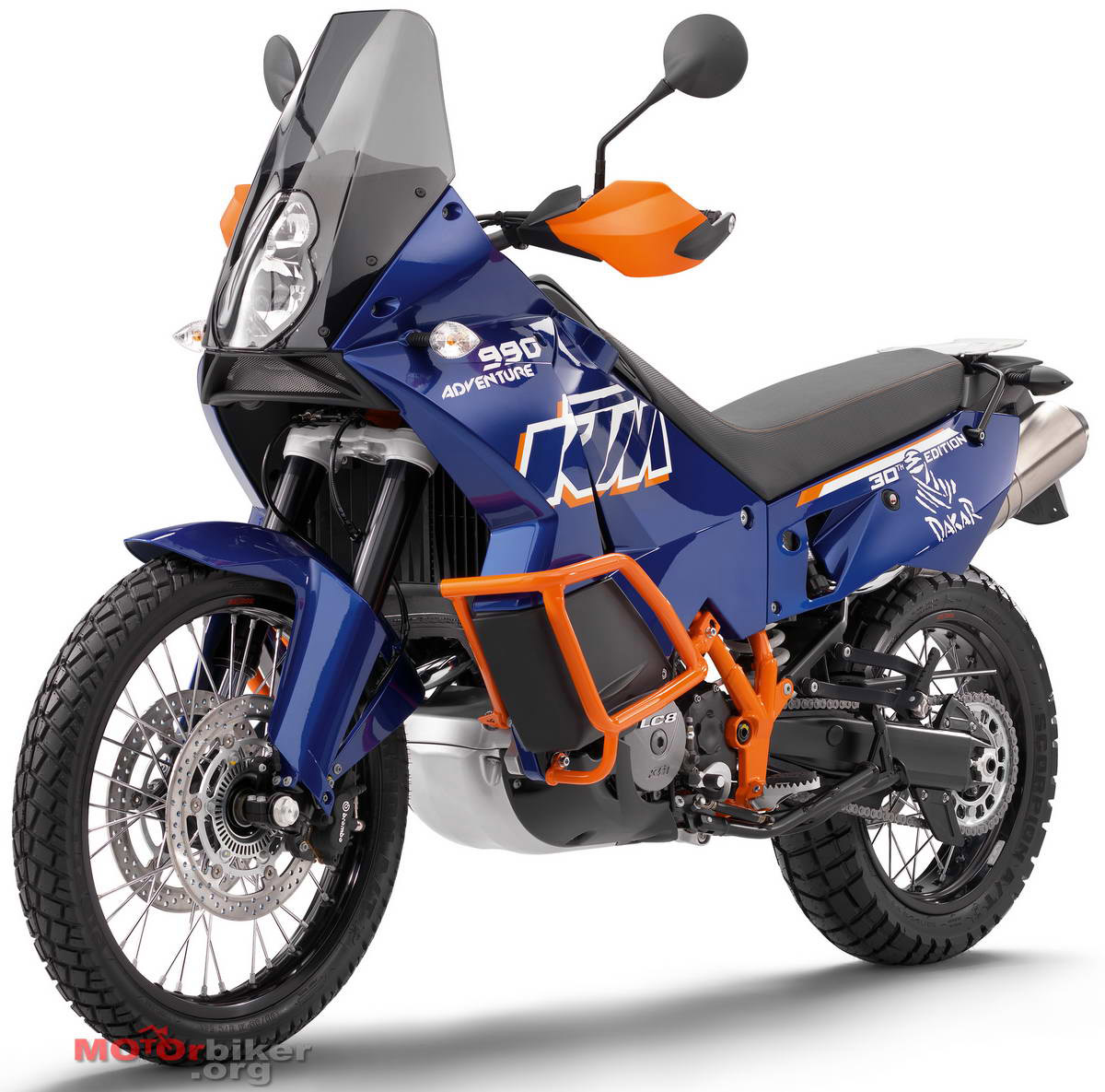 KTM 990 Adventure Dakar | New Motosport - Custom - Concept ...