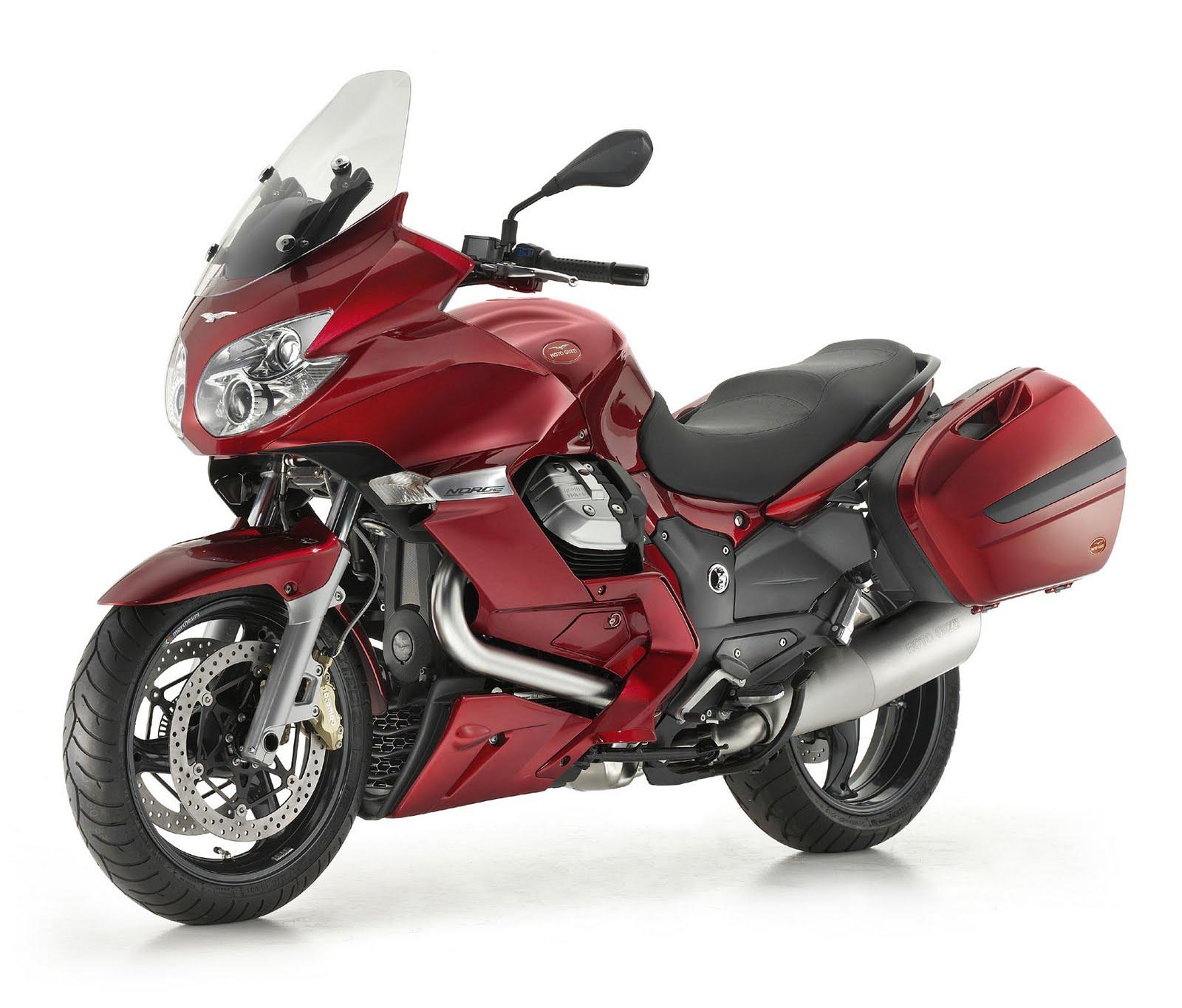 2010 Moto Guzzi Norge GT 8V | New Motosport - Custom - Concept ...