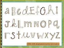 106 - Alphabetically Adorable