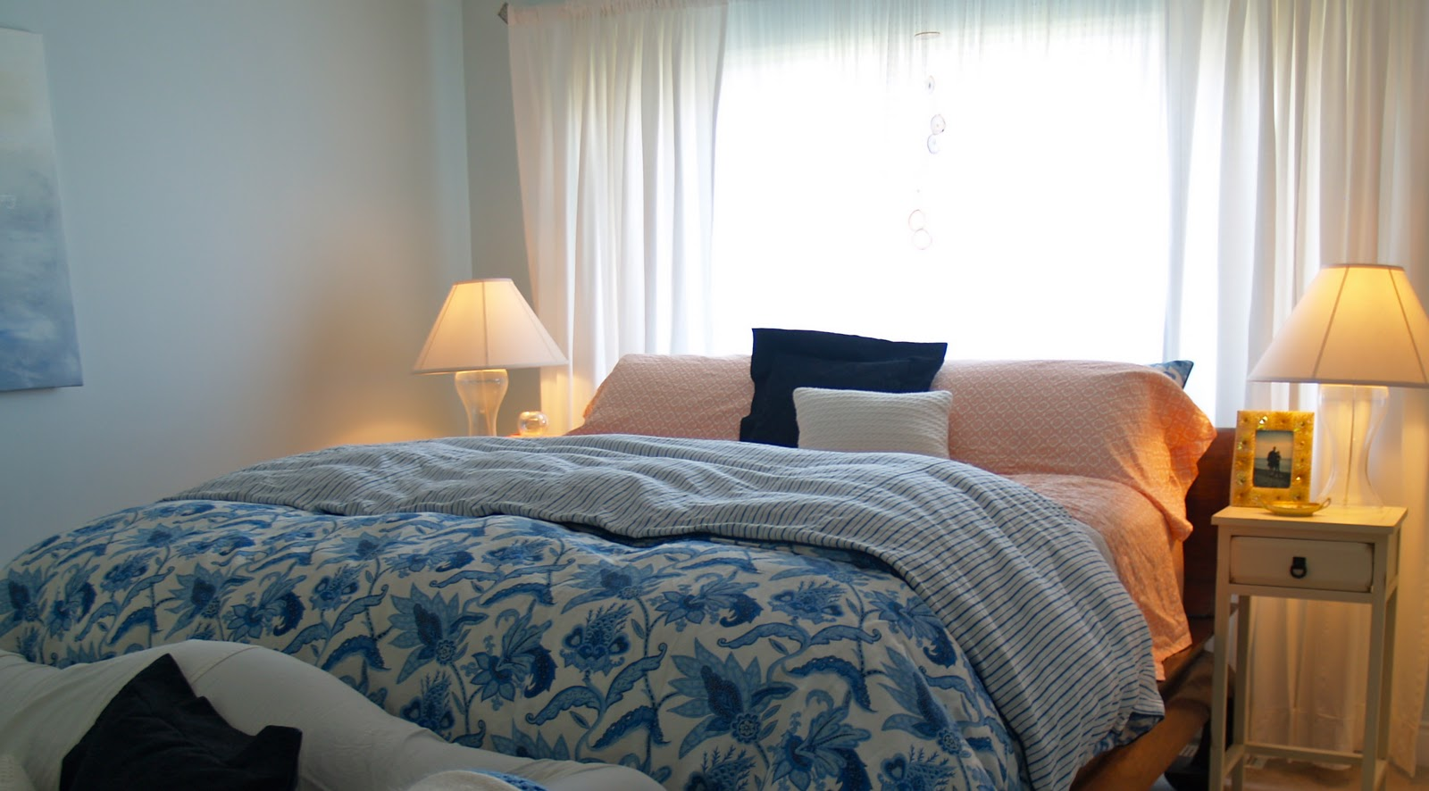 Small Bedroom Design Ideas A Guest Bedroom In A Roof Extension further Small Bathroom Mirror Regarding Really Encourage further 4 in addition Choosing The Right Colors For Master Bedroom Decorating Ideas furthermore Yea Or Nay Beds Under Windows. on small master bedroom makeover