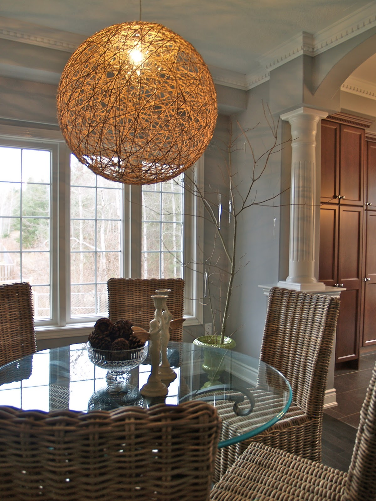 10 rooms a lighting diy the new chandelier aloadofball Choice Image