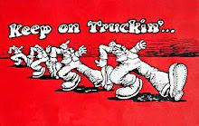 Keep on Truckin' (Bloggin')!