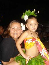 my mama and sister