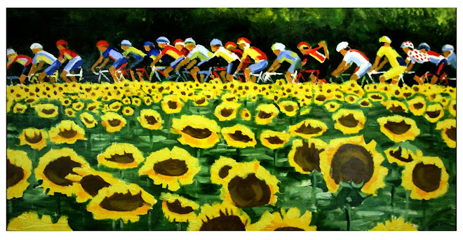 tour de france au tournesols 2