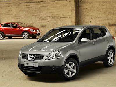 Nissan Qashqai (2007) with pictures and wallpapers