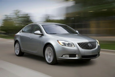 2010 2011 Buick Regal : REVIEWS AND SPECS