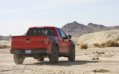 Road Test Review: 2010 Ford F-150 SVT Raptor