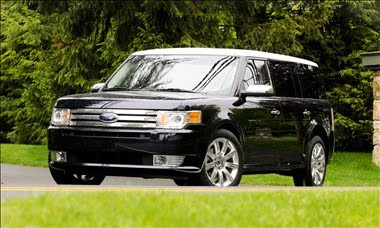 New Ford Flex 2010 Reviews and Specs