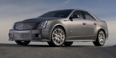 2010 2011 Cadillac CTS-V 6.2L SFI Reviews