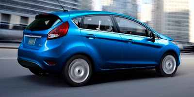 2011 Ford Fiesta Reviews and Specification