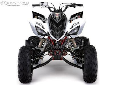 2010 Yamaha Raptor 700R SE Specs