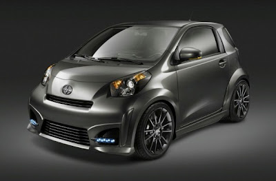 Scion iQ Five Axis - Salone di New York 2010 - 3/5