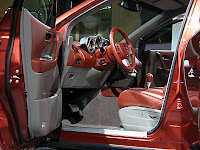 Nissan Murano 2009 : best car of crash testing