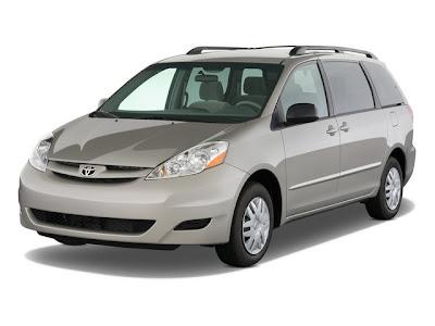 New Toyota Siena 2009
