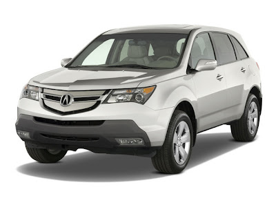 New Acura MDX 2009 2010 Reviews and Specs of car 2009 2010