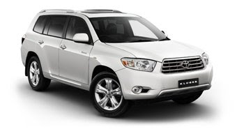 New Toyota Kluger 2009 Australia Road Test : reviews and specs 2009