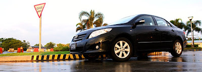 Review: Toyota Corolla Altis 1.6G AT 2009 2010