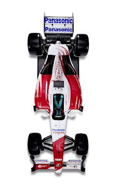 Toyota F1 Team 2009 Panasonic Photo