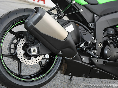 Kawasaki ZX-6R 2009 : Reviews And Specification