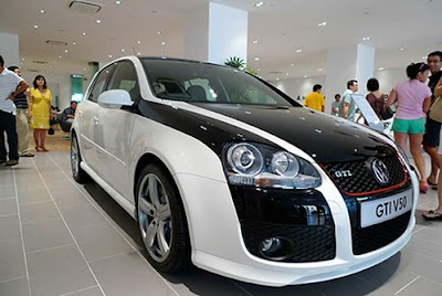 The Golf V GT in Asia 2009 2010: Reviews and Specs