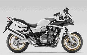 Honda CB1300 und CB1300S, Modelljahr 2009