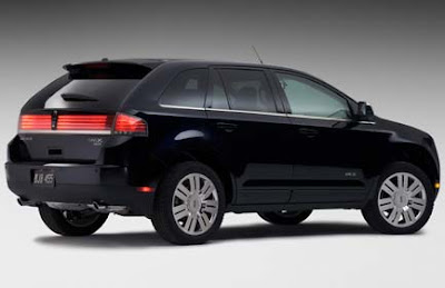 New Lincoln MKX 2009 2010 Reviews and Specs