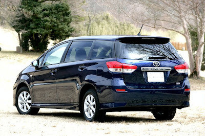 Toyota Wish 2009 2010