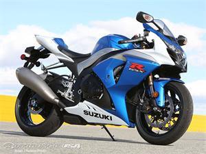 2009 Suzuki GSX-R1000. Totally updated,