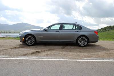 New BMW 750Li 2009 2010 : Reviews and First Ride