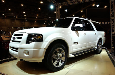 New Ford Expedition EL 2009 2010 : Reviews and Specs