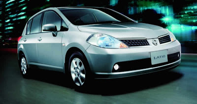 New Nissan Latio 2009 2010 Reviews, Images and Specs