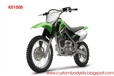 New Kawasaki KX 150S 2009 2010 : Reviews, Images and Specs