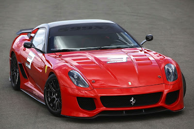 New Ferrari 599XX 2009 2010 : Reviews, Spyphotos and Specs