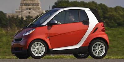 New 2009 Fortwo is a 2-door : Reviews and Specs