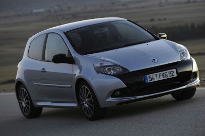 The new Clio Renaultsport 200 and 200 Cup 2009 2010