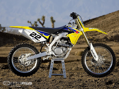2009 Suzuki RM-Z450 Reviews and Specificaton
