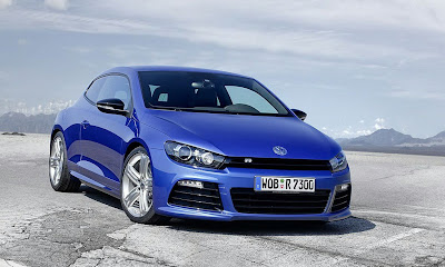 New VW Scirocco R 2009 2010  Revealed