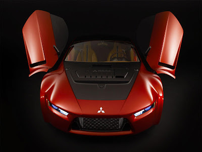 The Concept-RA's Mitsubishi 2009 2010