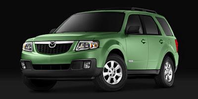 2009 Mazda Tribute Hybrid Reviews and Photo