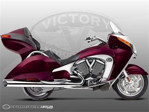 2009 Victory Vision Tour Premium