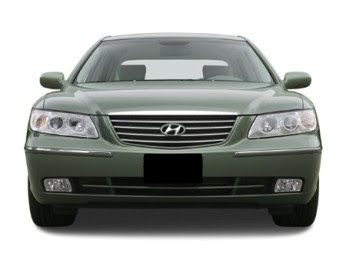 Hyundai Azera 2009 2010 Reviews and Specification