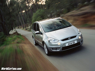 Ford S Max 2010. New Ford S-Max 2009 2010
